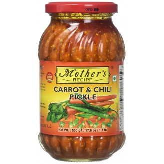Carrot & Chilli Pickle