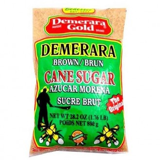 Demerara Brown Cane Sugar