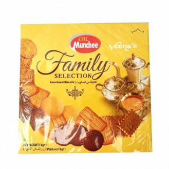 Family Selection Assortment Biscuits