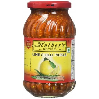 Lime Chilli Pickle