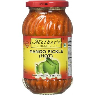 Mango Pickle (Hot)