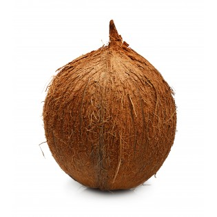 Unwrapped Coconut